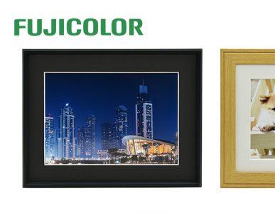 【新製品】FUJICOLOR 木製額縁YM-9・アルミ額縁A31シリーズ発売のご案内