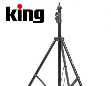 【新製品】King エアークッションライトスタンド KLS-3B 発売のご案内