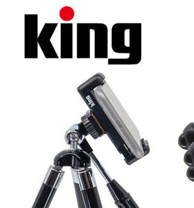 【新製品】King トリップエイト三脚シリーズ発売のご案内