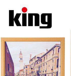 【新製品】King 木製額縁 gran (グラン) 発売のご案内