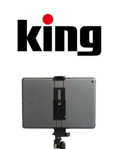 【新製品】King タブレット& スマートフォンホルダー KTS-2W 発売のご案内