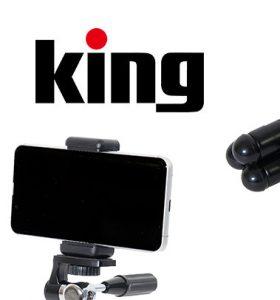 【新製品】King 小型三脚 POCKET-10 発売のご案内