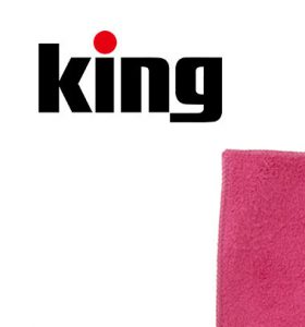【新製品】King クリーニングクロス CCP-30/40 発売のご案内
